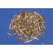 Aeronaut spijkers messing 0.8x8mm 100 gram