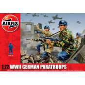 Airfix German Paratroops (Re-Release) in 1:72 bouwpakket