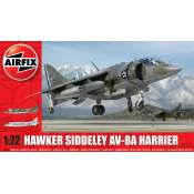 Airfix Harrier AV-8A in 1:72 bouwpakket