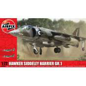 Airfix Hawker Harrier Gr 1 in 1:72 bouwpakket