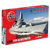 Airfix Type 45 Destroyer - 1:350 bouwpakket