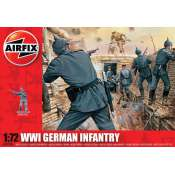 Airfix WW.1 GERMAN INFANTRY in 1:72 bouwpakket