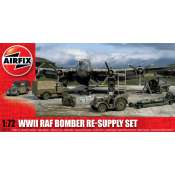 Airfix WWII Bomber Re-Supply Set in 1:72 bouwpallet