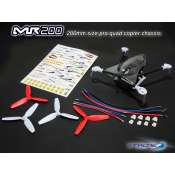 Blade 200 QX - Xtreme MR200 Micro Quadcopter Conversion Chassis Kit
