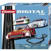 Carrera Digital 132 Racebaan DRM Retro Race - 20030002
