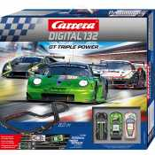 Carrera Digital 132 Racebaan GT Triple Power - 20030007