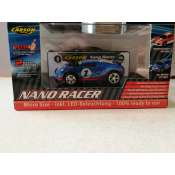 Carson Nano Racer Power Dr.Speed Blauw 27 MHz 1:60 RTR