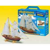 Constructo Junior Baltimore Clipper houten scheepsmodel
