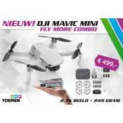 DJI Mavic Mini met Fly More Combo