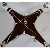 DJI Phantom 1 sticker leder