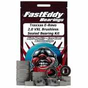 Fast Eddy Traxxas E-Revo 2.0 VXL Brushless Sealed Bearing Kit