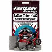 Fast Eddy Traxxas LaTrax Teton 4WD 1/18th Sealed Bearing Kit