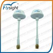 Flysight Black Pearl 5.8G FPV cloverleaf Antenna kit