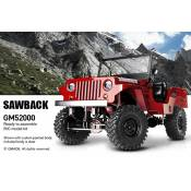 Gmade Sawback 1:10 Scale Crawler Kit