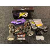 Hot Bodies electro brushless wedstrijd buggy RTR compleet met 2x lipo!