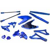 Integy Billet Machined Alloy Suspension Kit for Traxxas 1/7 Unlimited Desert Racer