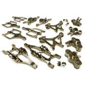 Billet Machined Suspension Set for Traxxas 1/10 T-Maxx/E-Maxx