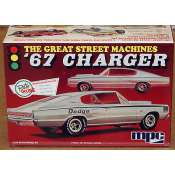 MPC 1967 Charger The Great Street Machines 1:25 bouwpakket
