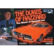 MPC The Dukes Of Hazzard The Ghost of General Lee 1:25 bouwpakket