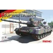 Meng German Main Battle Tank Leopard 1 A3/A4 - 1:35 bouwpakket
