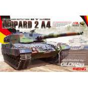 Meng German Main Battle Tank Leopard 2 A4 - 1:35 bouwpakket