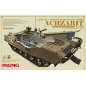 Meng Israel Heavy Armoured Personnel Carrier Achzarit - 1:35 bouwpakket