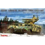 Meng Russian Terminator Fire Support Combat Vehicle BMPT - 1:35 bouwpakket