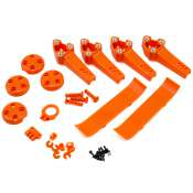 Plastic Kit Orange Vortex Pro - BLH9214