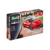 Revell 2014 CORVETTE STINGRAY in 1:25 bouwpakket