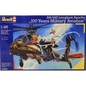 Revell AH-64D Longbow Apache 100 Years Military Aviation in 1:48 bouwpakket