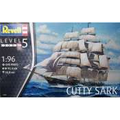 Revell Cutty Sark in 1:96 bouwpakket