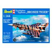 Revell Eurofighter Typhoon Bronze Tiger in 1:144 bouwpakket