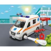 Revell Junior Kit Ambulance Level 1 Bouwpakket 1:20