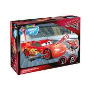 Revell Junior Kit Disney Cars Lightning McQueen in 1:20 bouwpakket