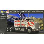 Revell Marmon Conventional Stars and Stripes in 1:25 bouwpakket