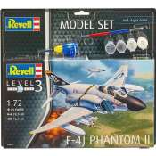 Revell Model Set F-4J Phantom II Bouwpakket 1:72 - 63941