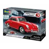 Revell Porsche 356 B Coupe in 1:16 bouwpakket easy-click