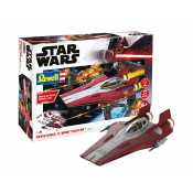 Revell Star Wars Resistance A-wing Fighter 1:44 bouwpakket easy click systeem