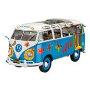 Revell VW T1 Samba Bus Flower Power in 1:24 bouwpakket