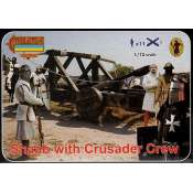 Strelets Shaab with Crusader Crew - 1:72 Bouwpakket