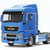 Tamiya MAN TGX 18.540 4x2 XLX French Blue Edition 1:14 Truck