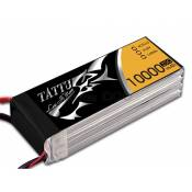 Tattu 10000mAh 14.8V 25-50C 4S1P Lipo Battery Pack