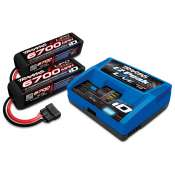 Traxxas Intelligent LiPo Battery Charger Completer Pack - TRX2993G-C