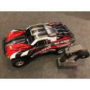 Traxxas Slash 2WD XL5 brushed short course truck met 27mhz