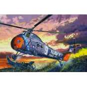 Trumpeter H-34 US NAVY RESCUE Re-Edition in 1:48 bouwpakket
