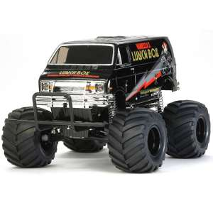 Tamiya Lunchbox Black Edition 1/12 RC elektro offroad auto