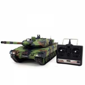 Heng Long Torro Edition RC Tank 1/16 Leopard 2A6 Tank BB
