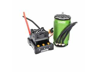 Castle Creations MAMBA MONSTER X 8S 33.6V ESC 1717-1650KV SENSORED MOTOR