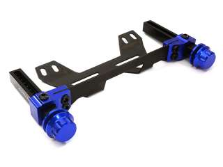 Integy Adjustable Front Body Mount & Post Set for Traxxas Stampede 2WD