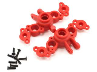 RPM 1/16 E-Revo & Slash Axle Carriers - Red RPM73169